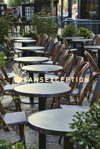Terrasse De Cafe Parisien 001 Paris 08th District Paris 08th