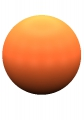 ball 3D sphere planet Amarillo